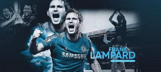 thông tin tiểu sử cầu thủ Frank Lampard