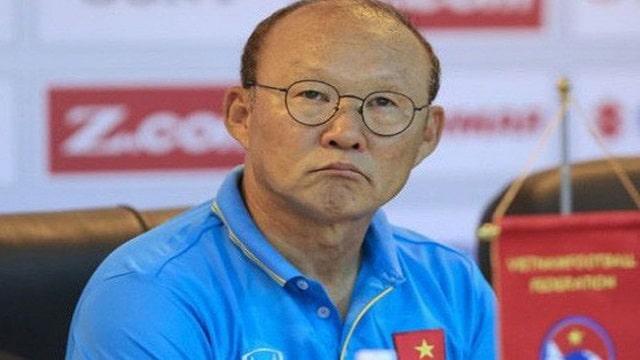 thầy Park Hang Seo được chọn làm người thay thế