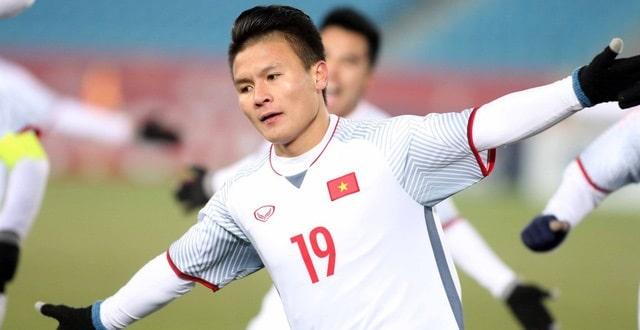 Qúa trình phát triển của cầu thủ Nguyễn Quang Hải