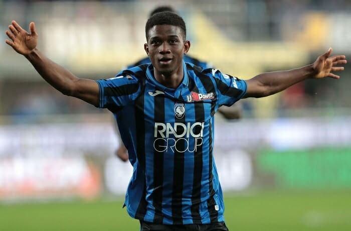 Amad Diallo tham gia đội trẻ Boca Barco