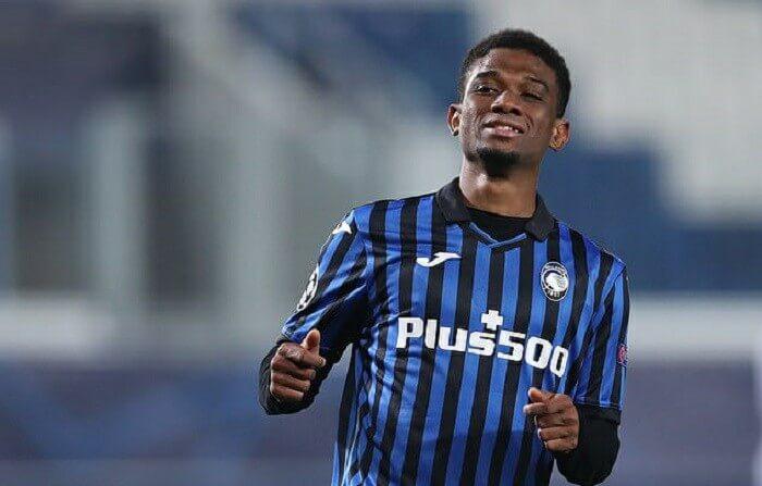 Anh ghi bàn thắng đầu tiên trong sự nghiệp bóng đá chuyên nghiệp của mình