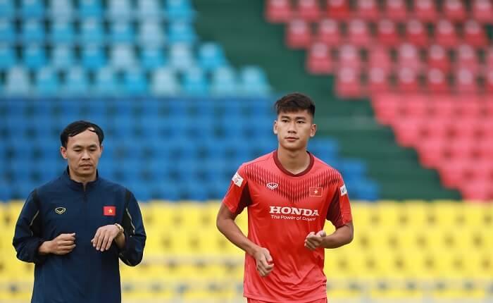 Sự nghiệp đội tuyển quốc gia của Nhâm Mạnh Dũng