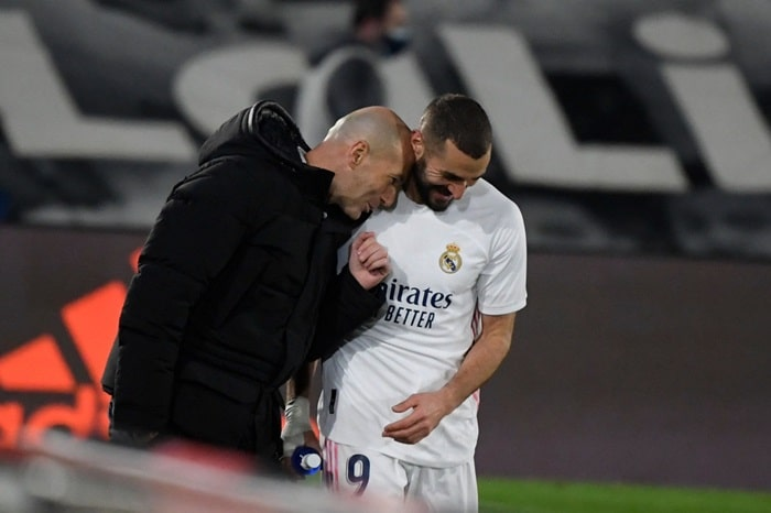 Karim Benzema là cái tên không thể thiếu của Real Madrid