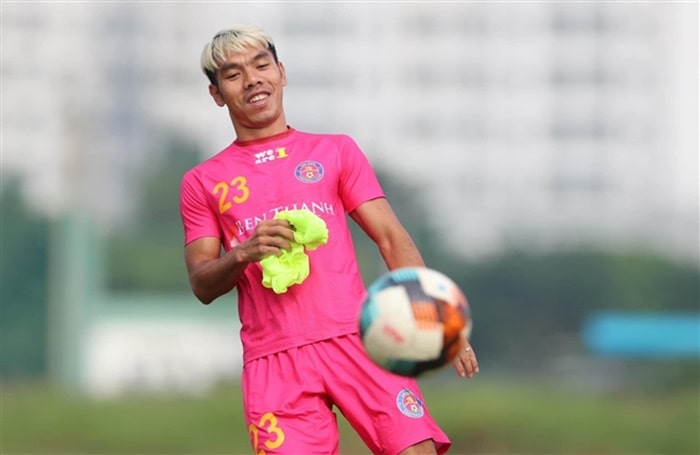 Cao Văn Triền là cái tên đầy hy vọng cho đội tuyển Việt Nam thời gian tới