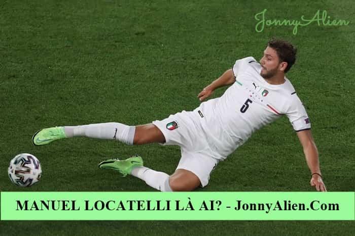 Manuel Locatelli hiện đang là niềm hy vọng của đội tuyển Italia