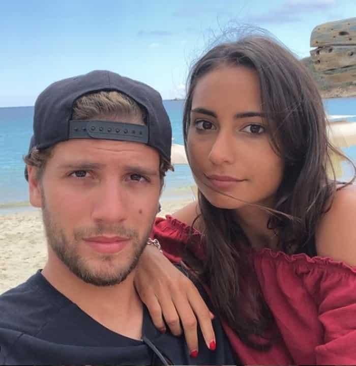 Vợ của Manuel Locatelli