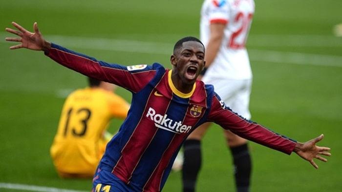 Ousmane Dembélé là tài năng trẻ luôn được ưu ái trong đội tuyển Pháp