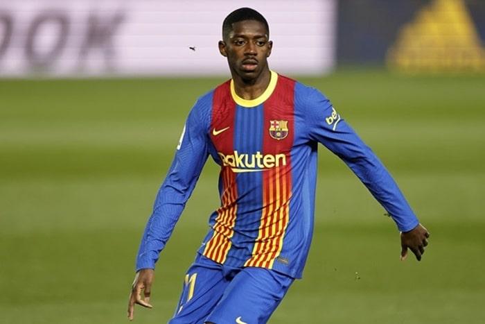 Ousmane Dembélé có ước mơ được thi đấu cho Barca và nó đã trở thành sự thật