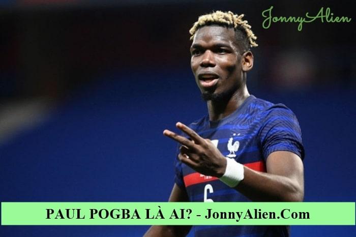 Phong cách chơi bóng của Paul Pogba