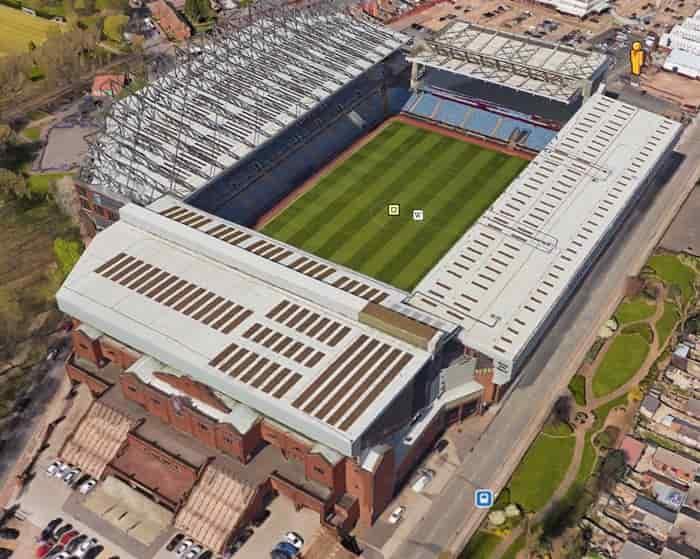 Sân vận động của Aston Villa