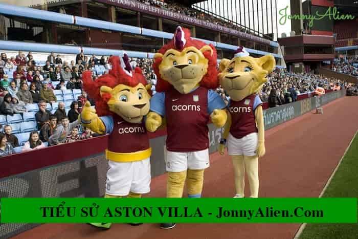 Linh vật của Aston Villa