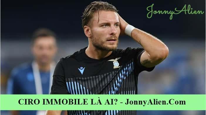 Ciro Immobile là vua phá lưới tại Serie A