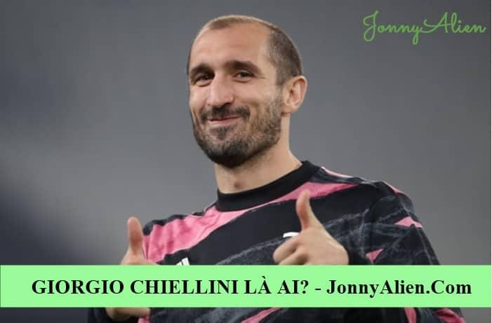 Tiểu sử và thông tin chi tiết của trung vệ Giorgio Chiellini