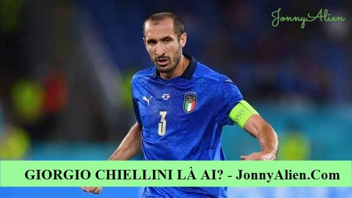 Giorgio Chiellini cũng là đội trưởng của Juventus