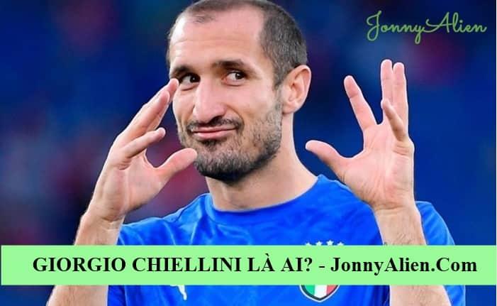 Giorgio Chiellini là trung vệ hàng đầu thế giới