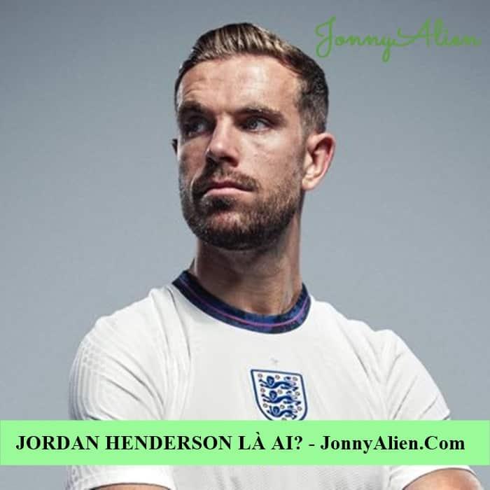 Thông tin, sự nghiệp, danh hiệu của Jordan Henderson