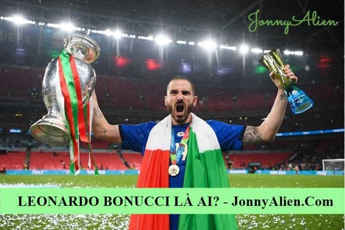 Leonardo Bonuccighi bàn thắng tại chung kết EURO 2020