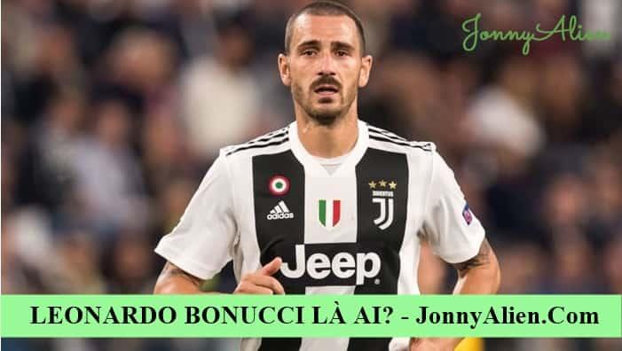 Leonardo Bonucci trong màu áo Juventus