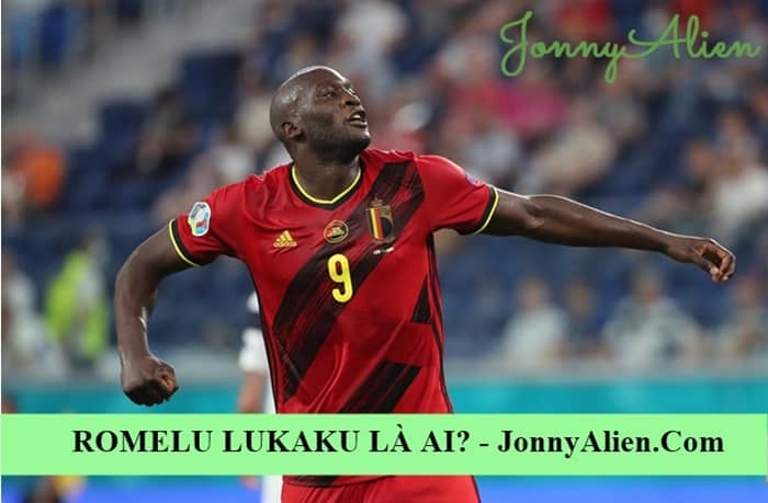 Romelu Lukaku trong màu áo tuyển Bỉ