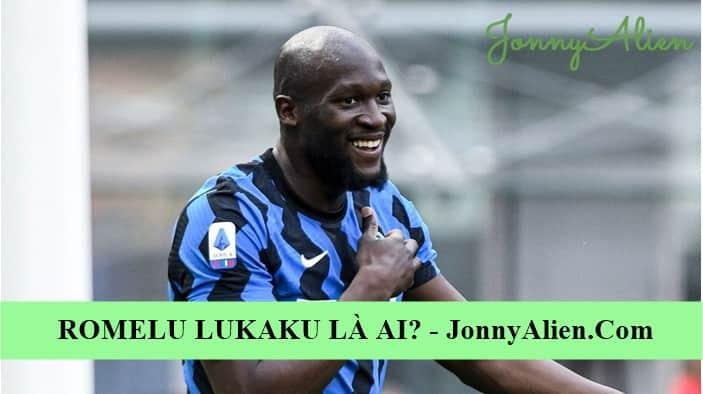 Romelu Lukaku hiện thi đấu ở vị trí tiền đạo