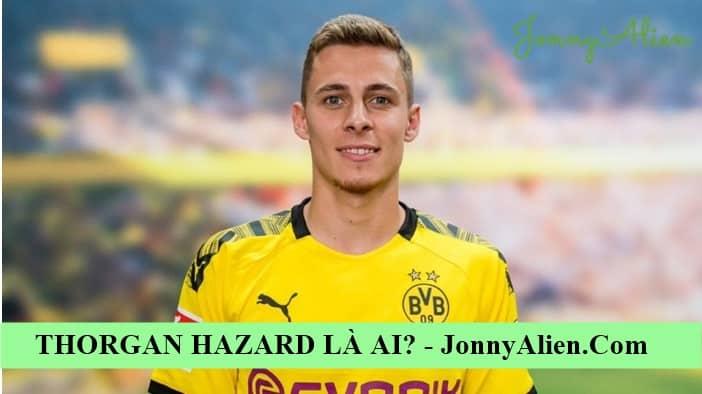 Sự nghiệp CLB của Thorgan Hazard