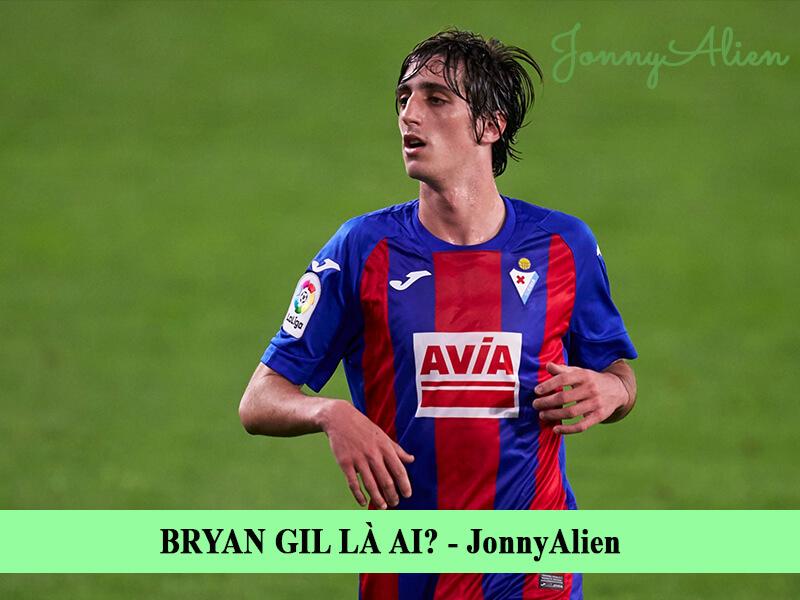 Sự nghiệp ĐTQG của Bryan Gil